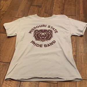 Missouri State Pride Band T-Shirt